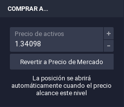 Comprar a iq option